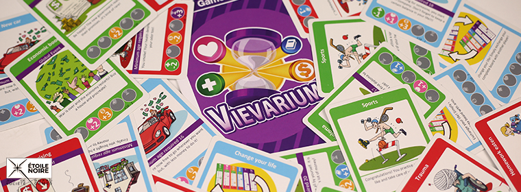 Vievarium the game